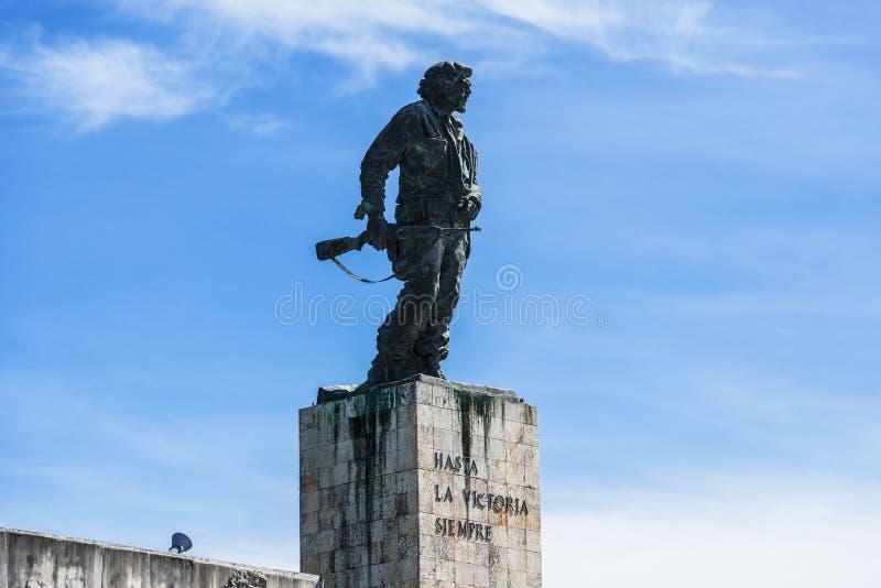 Le mausolée de Che Guevara en Santa Clara, Cuba image libre de droits