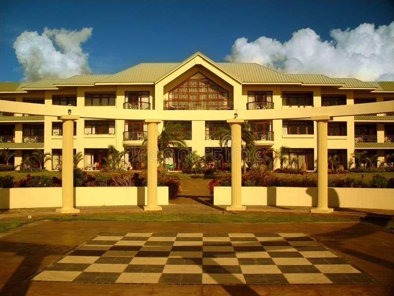 Le Meridien Recurso, Maurícia imagens de stock royalty free