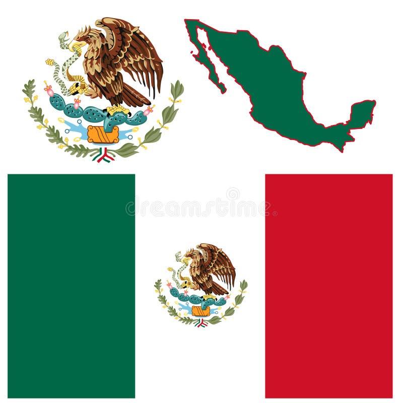 Le Mexique photo libre de droits