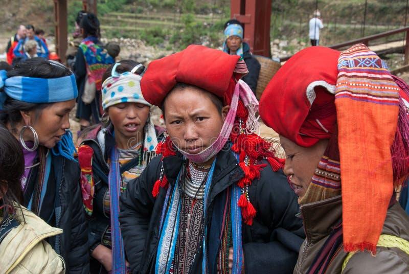 Le minoranze etniche del Vietnam fotografia stock libera da diritti
