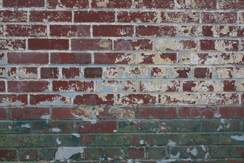 Le Modèle Extérieur De Plan Rapproché D Un Vieux Mur De