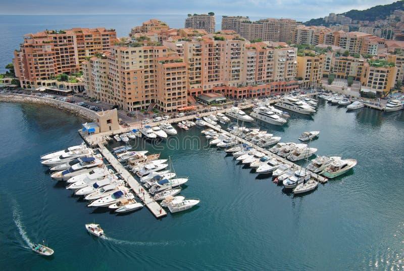Le Monaco. photos libres de droits