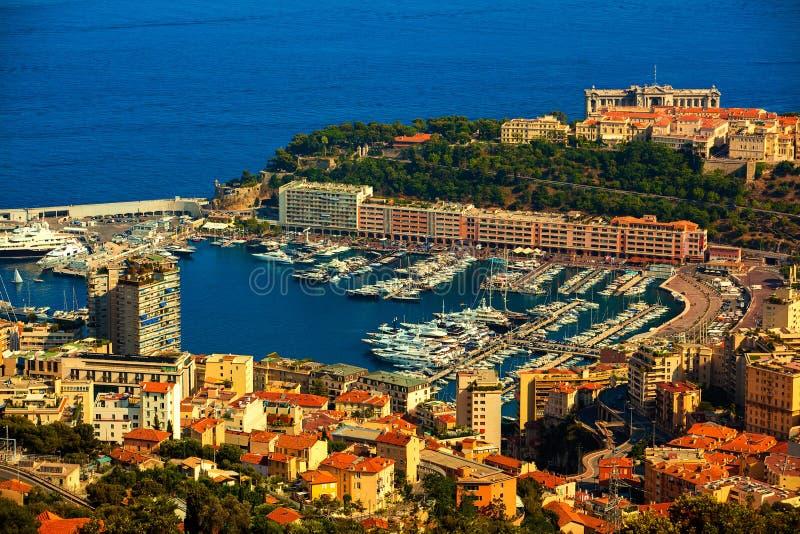 Le Monaco photos libres de droits