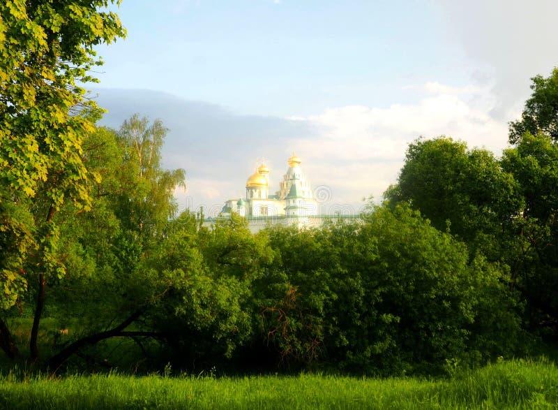 Le monastère photographie stock