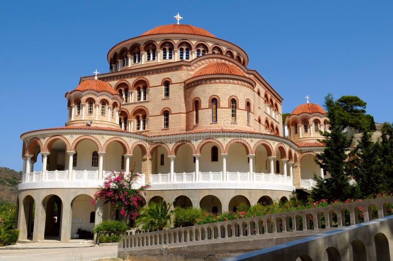 Le monastère image libre de droits