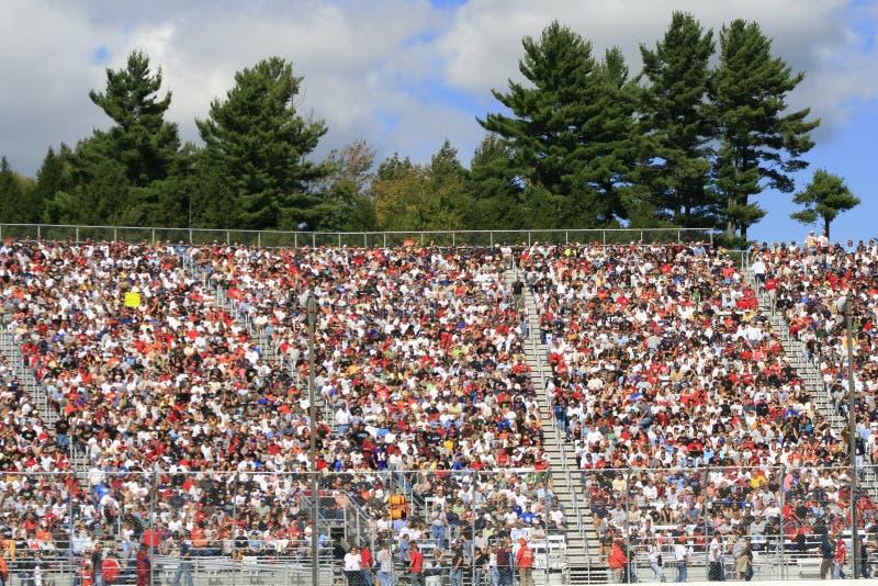 Le monde coloré de NASCAR 4 photos stock