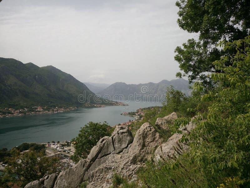 Le Monténégro photo libre de droits