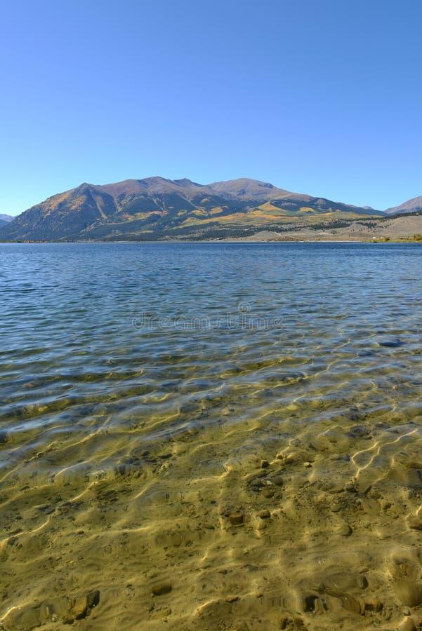 Le mont Elbert photographie stock
