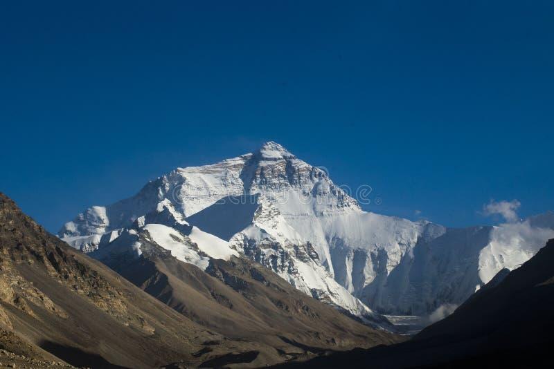 Le mont Everest photo stock