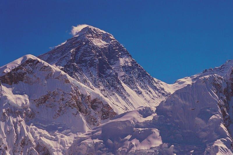 Le mont Everest Himalaya Népal photos stock