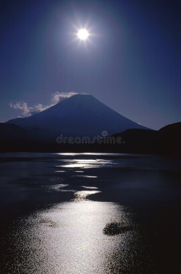 Le mont Fuji XXII photo libre de droits