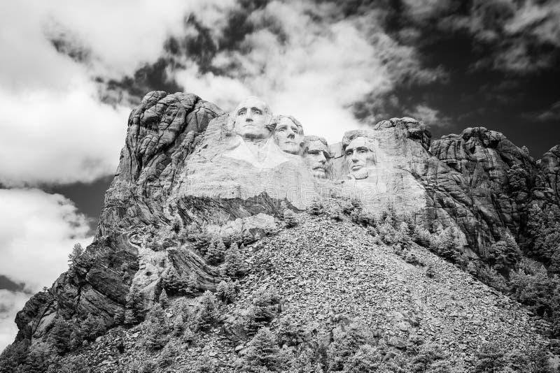 Le mont Rushmore photos libres de droits