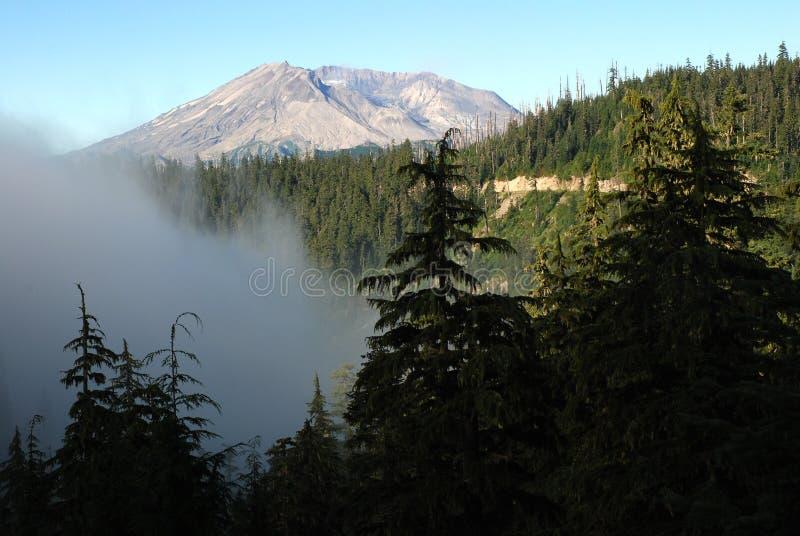Le Mont Saint Helens, Washington, Etats-Unis images libres de droits