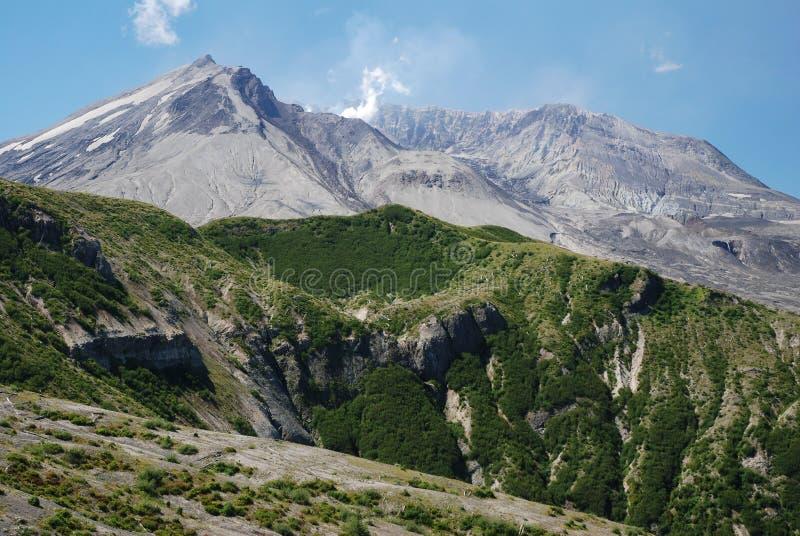 Le Mont Saint Helens, Washington, Etats-Unis photographie stock
