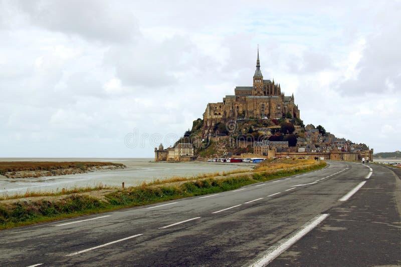 Le Mont Saint Michel Royalty Free Stock Photos
