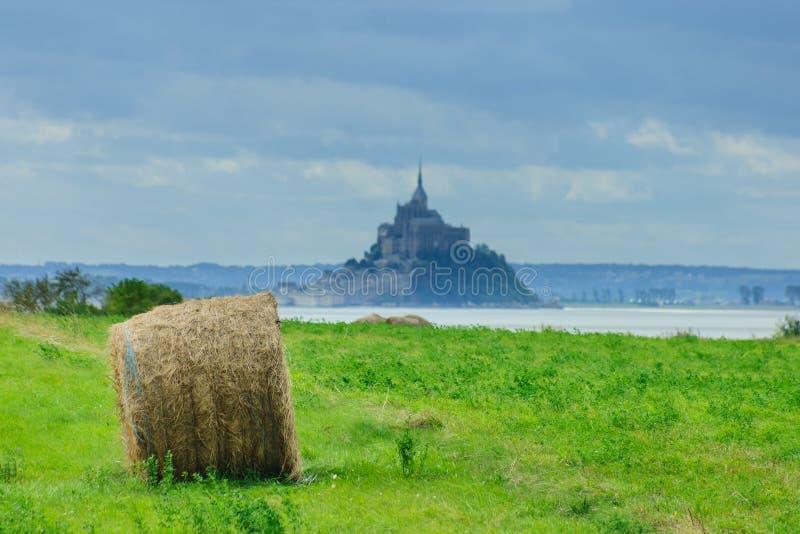Le Mont Saint Michel fotografie stock libere da diritti