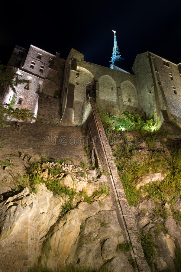 Download Le Mont St Michel In Normandie, France Stock Photo - Image: 15989910