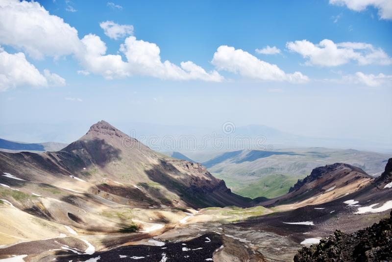 Le montagne immagini stock libere da diritti