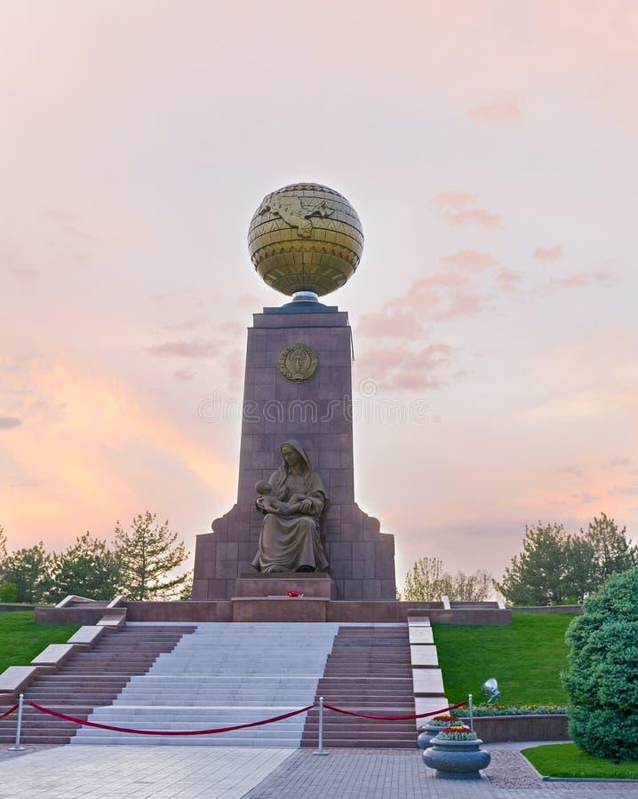 Le monument de l'indépendance photo libre de droits