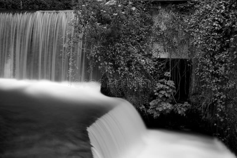 Le moulin en gorge de cheddar photographie stock libre de droits