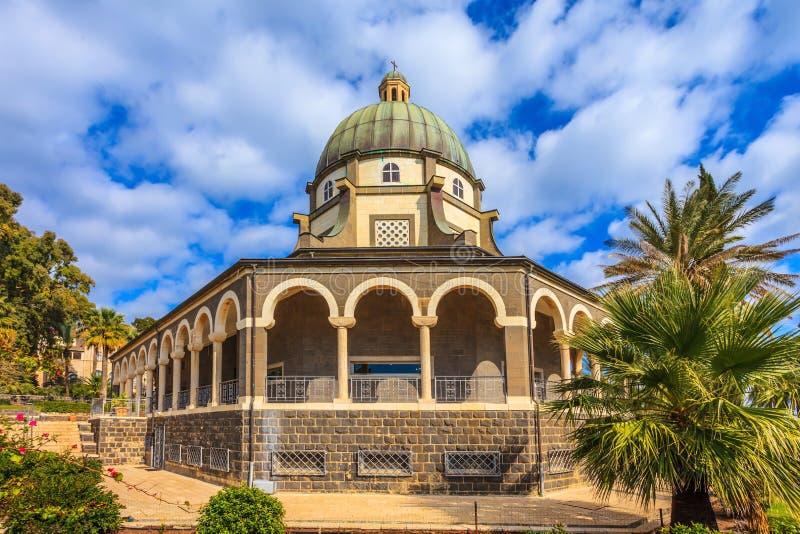 Le Moyen-Orient, mer de la Galilée photo stock