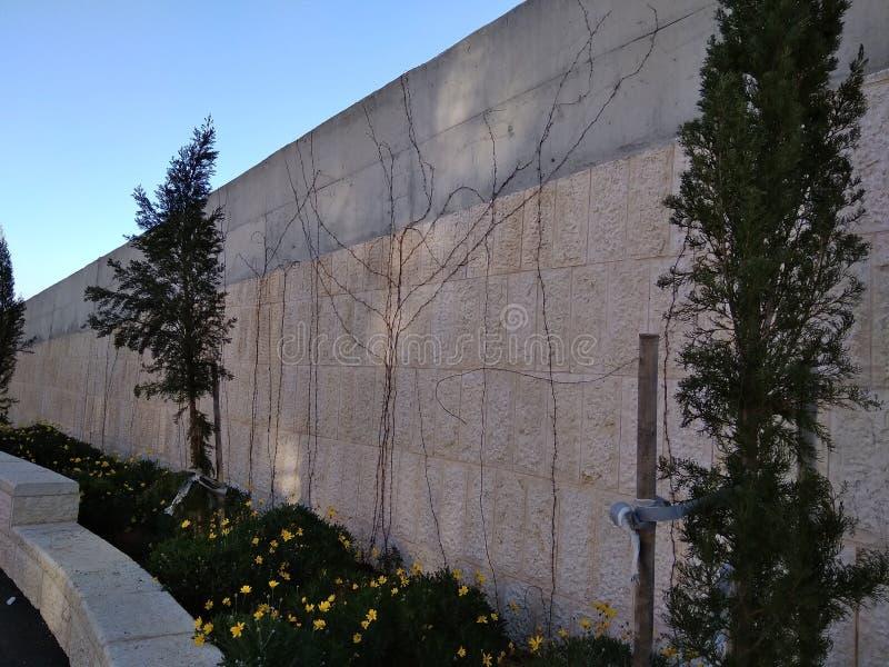 Le mur photo libre de droits