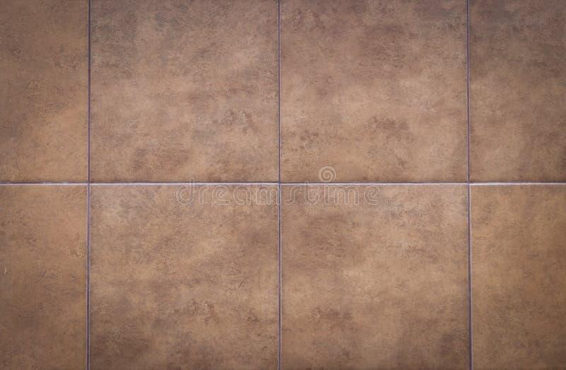 Le mur carrelé peut employer pour le fond photo stock