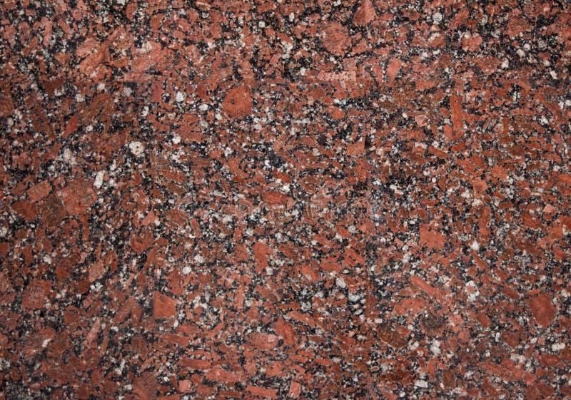 Le mur de marbre rouge peut employer pour le fond, l'espace vide de copie image libre de droits