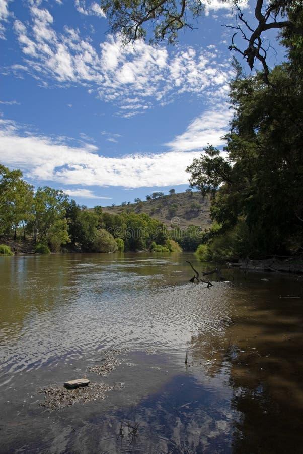 Le Murrumbidgee image libre de droits