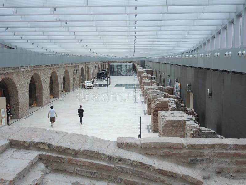 Le musée bicentenaire à Buenos Aires. photos stock
