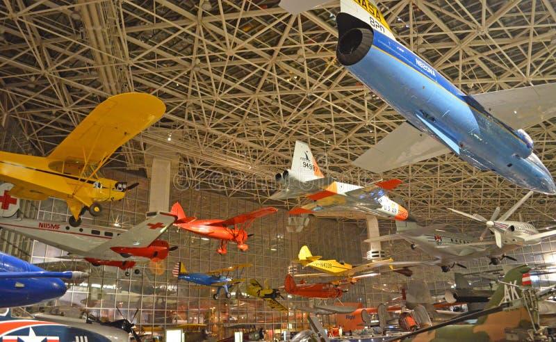 Le musée de Seattle du vol image stock