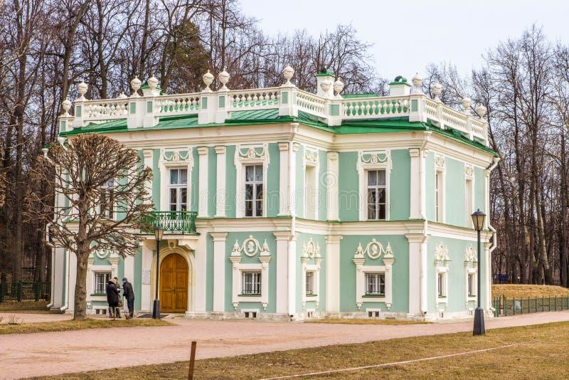 Le musée-domaine Kuskovo image stock