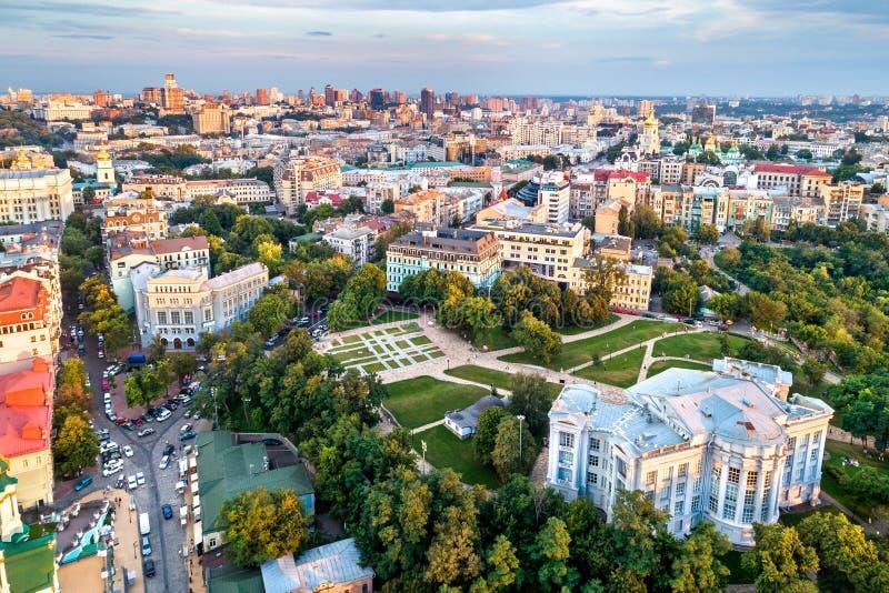 Le Musée National de l'histoire de l'Ukraine à Kiev photo libre de droits