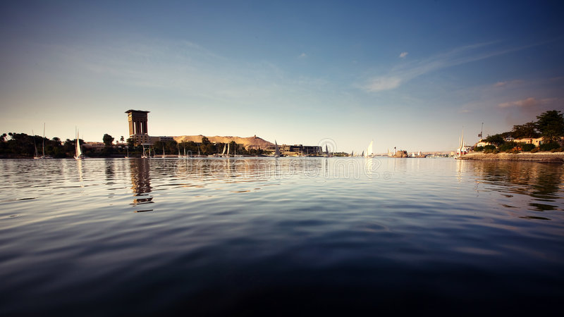 le Nil photos libres de droits