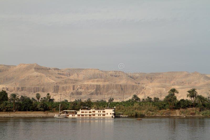 Le Nil en Egypte photographie stock