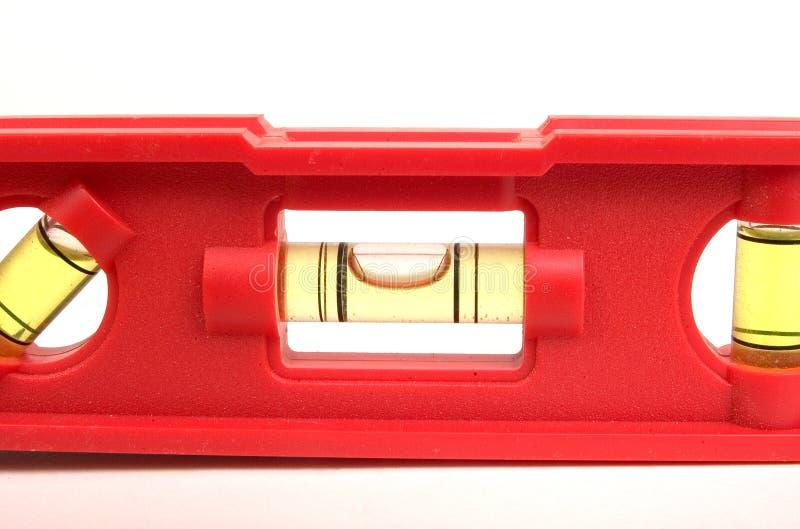Le Niveau Du Charpentier Image stock