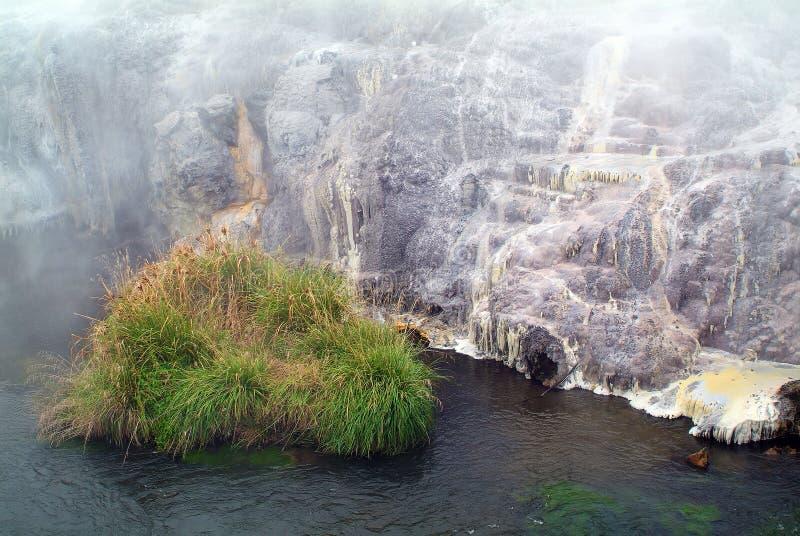 Le Nouvelle-Zélande ; Rotorua photographie stock libre de droits