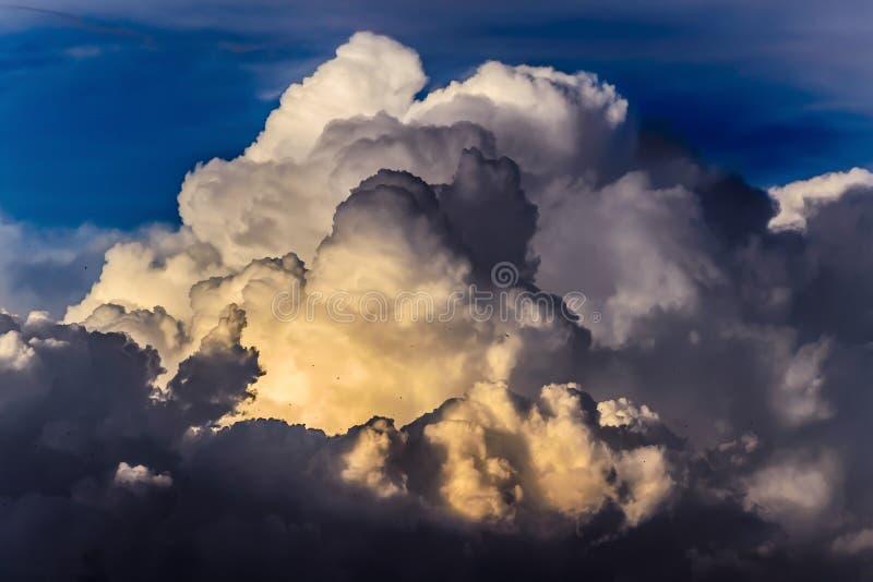 Le nuage photos stock
