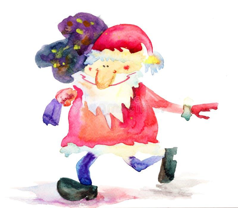 Le Père Noël Photographie stock