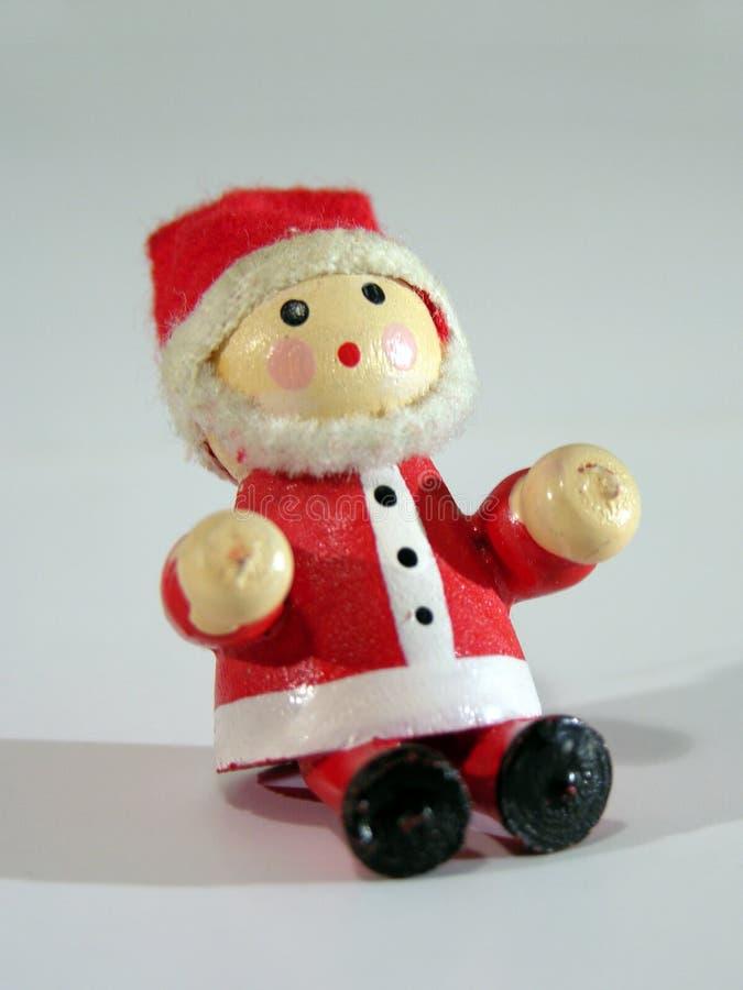 Le Père Noël Photo libre de droits