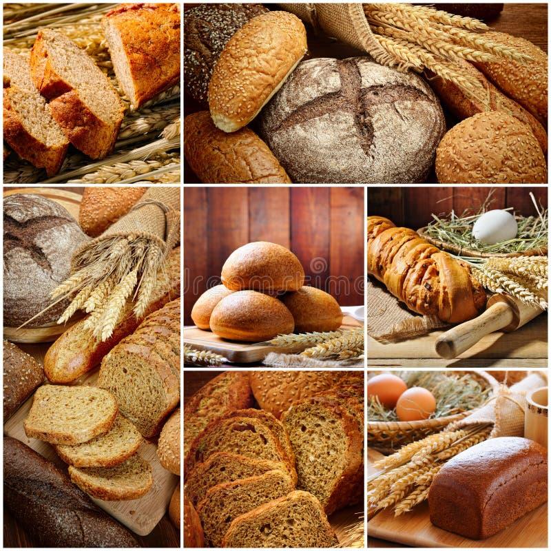 Le pain image libre de droits