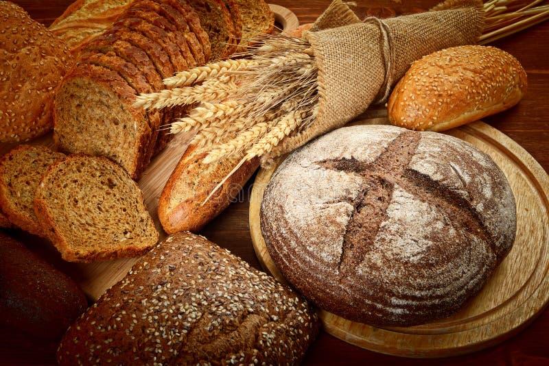 Le pain photographie stock