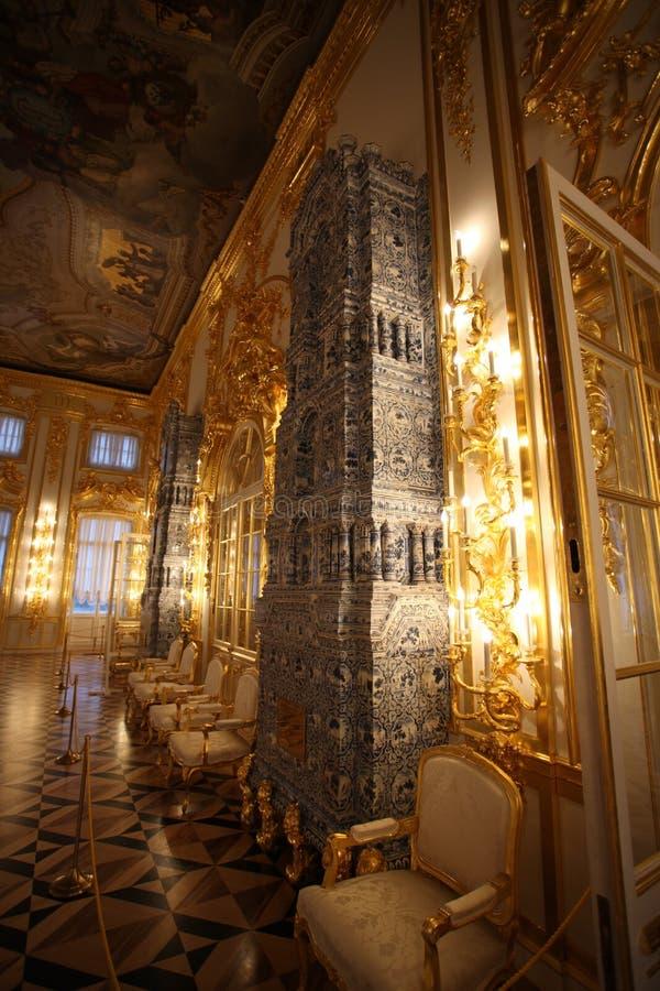 Le palais de Katherine photo libre de droits