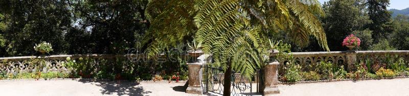 Le palais de Monserrate est une villa somptueuse exotique et gardenlocated dans Sintra, Portugal, photo stock