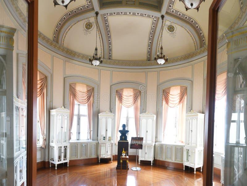Le palais de Phyathai ou le palais tha?landais royal de Phya construit a commenc? en 1909 ? la demande du v de Rama, Bangkok 1er  image libre de droits