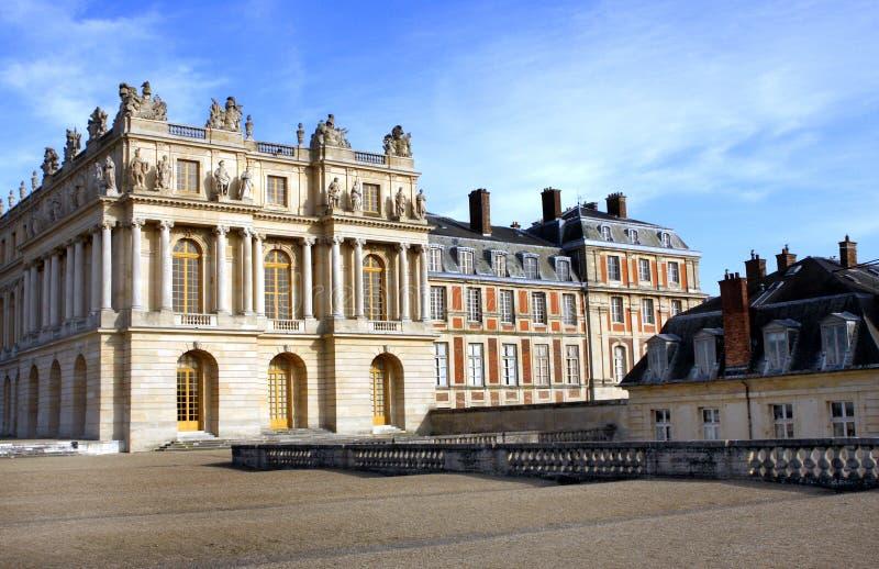 Le palais de Versailles photographie stock