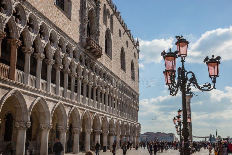Le Palais des Doges Venise, Vénétie, Itlay photo libre de droits