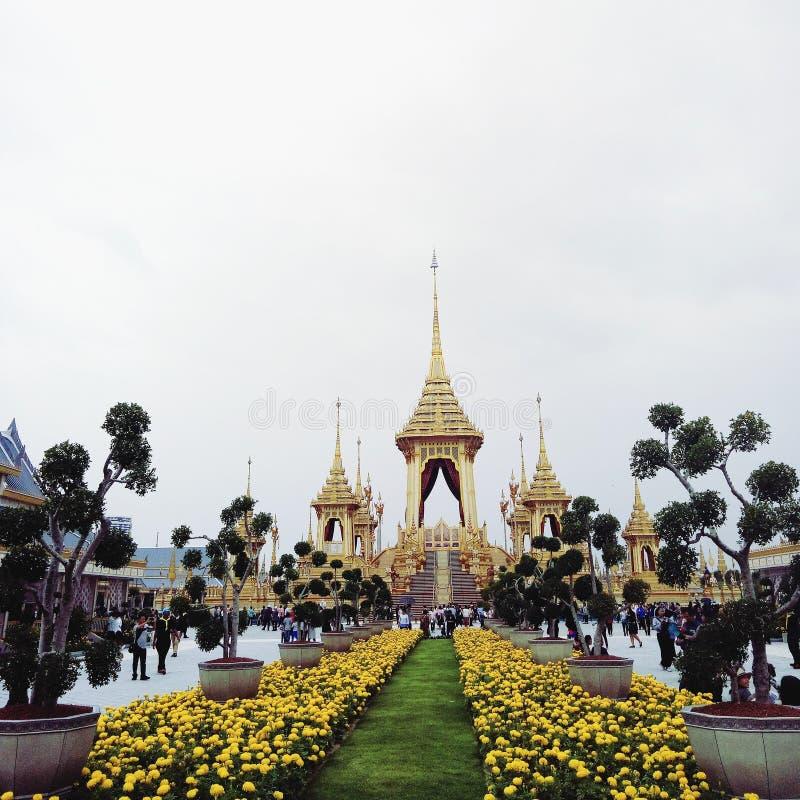 Le palais grand images stock
