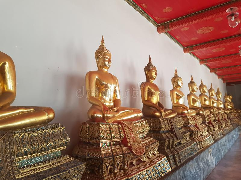 Le palais grand ? Bangkok, Tha?lande photos stock