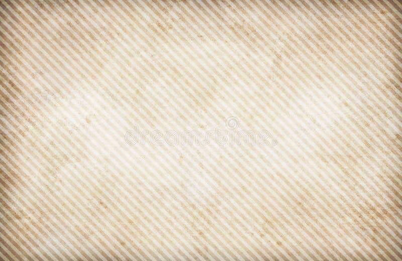 Le papier grunge avec le gris barre le fond image libre de droits